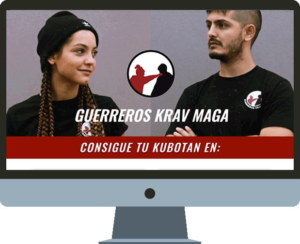 desarrollo web y hosting de guerreros krav maga